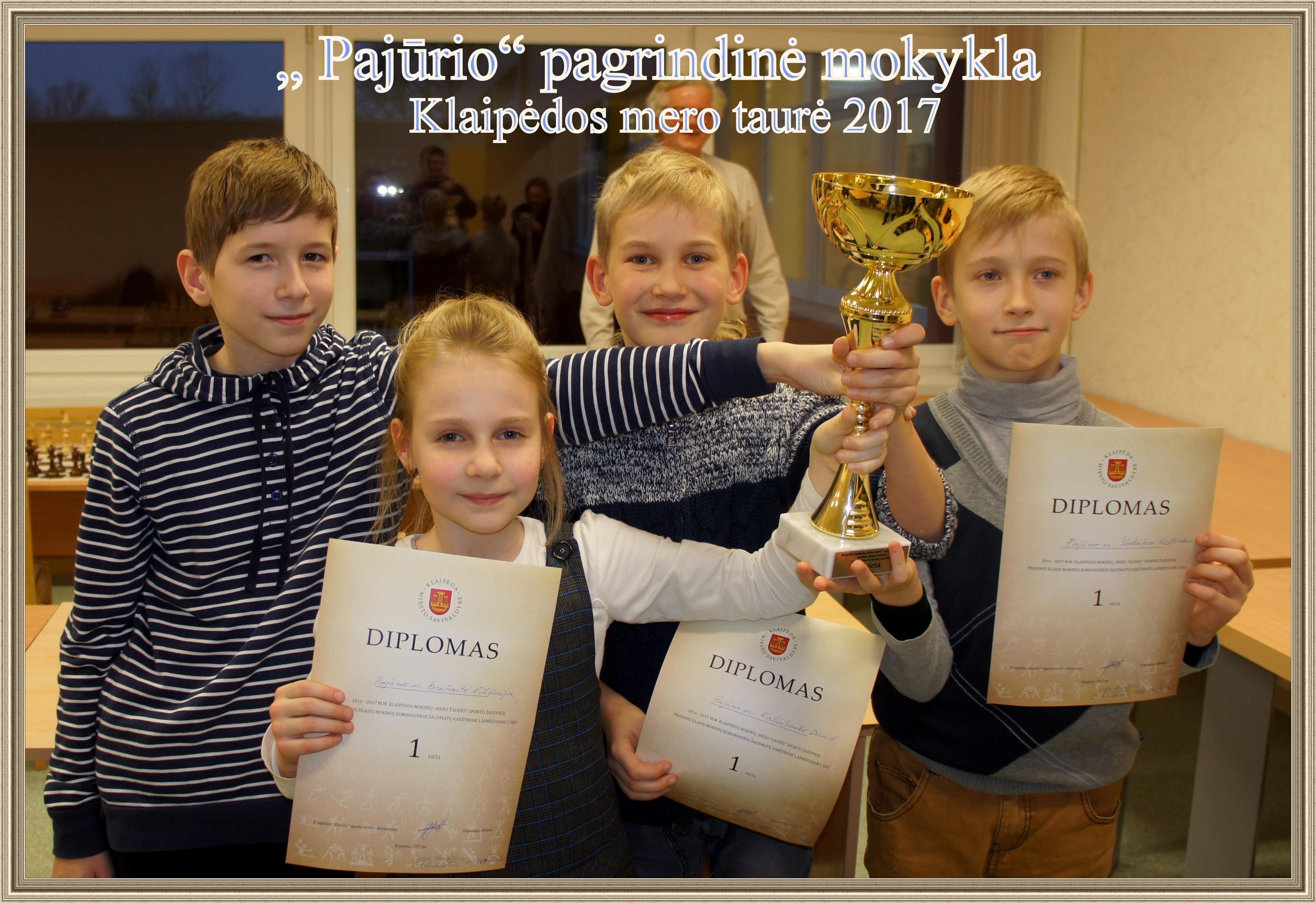 Klaipėdos mero taurė 2017 1